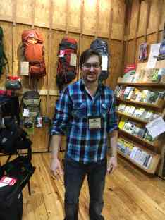 Andrew at Great Outdoor Provision Company