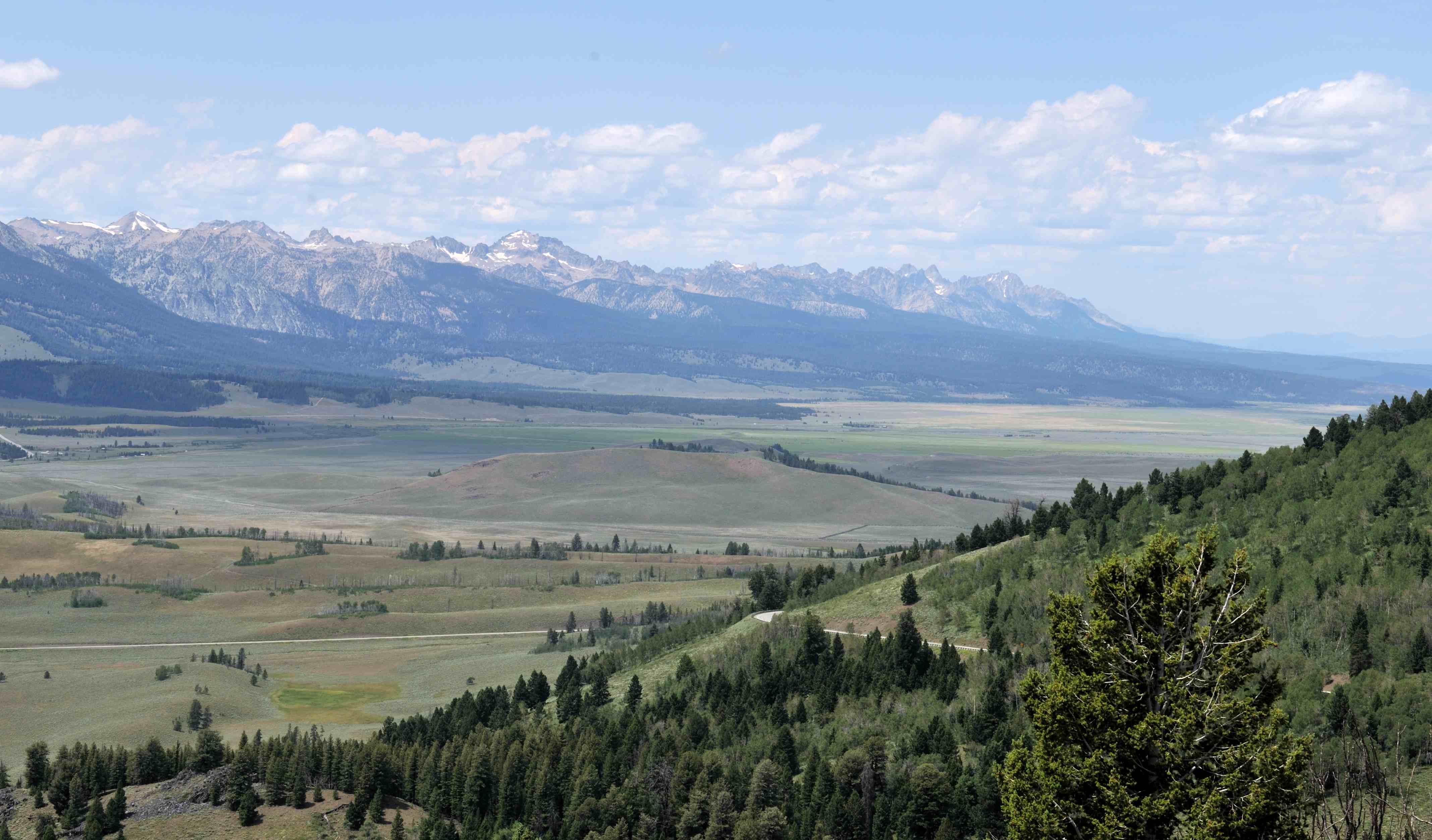 Sawtooth Valley