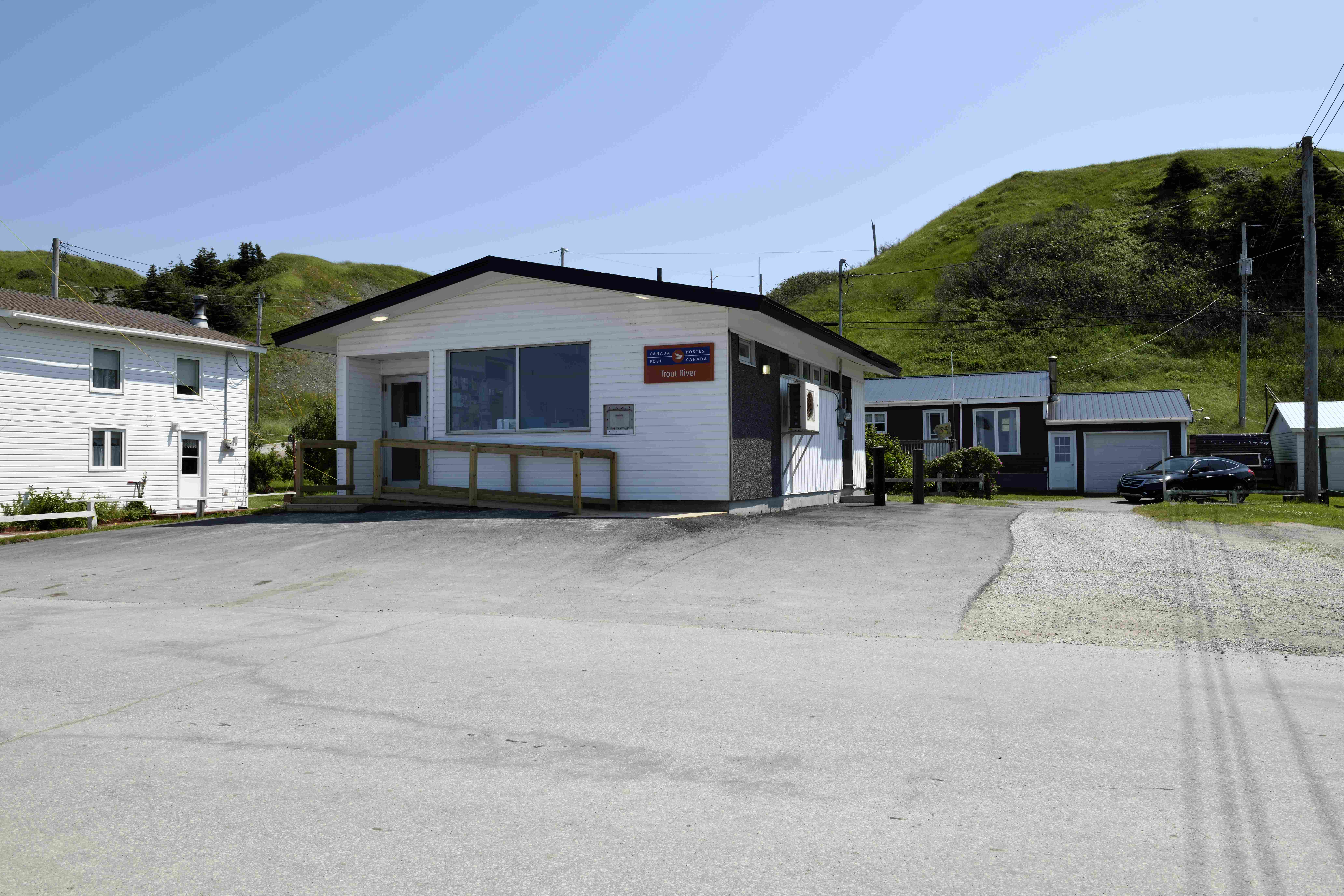 Trout River Post Office