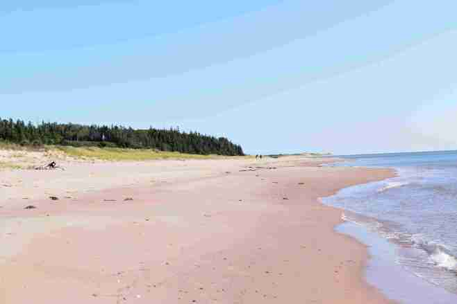 Singing Sand Beach, PEI