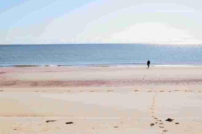 Singing Sand Beach, PEI